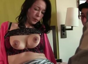 Hairy asian video
