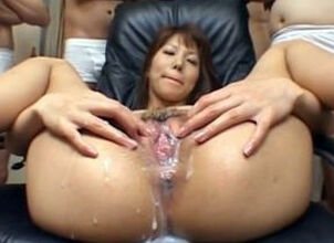 Asian babe pussy
