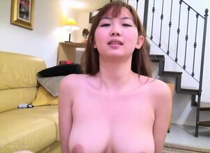 Cute asian fucked