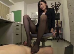 Japanese office lady porn