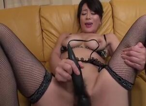 Large asian tits