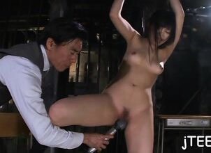 Asian tits and pussy