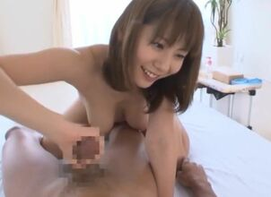 Asian cum shot